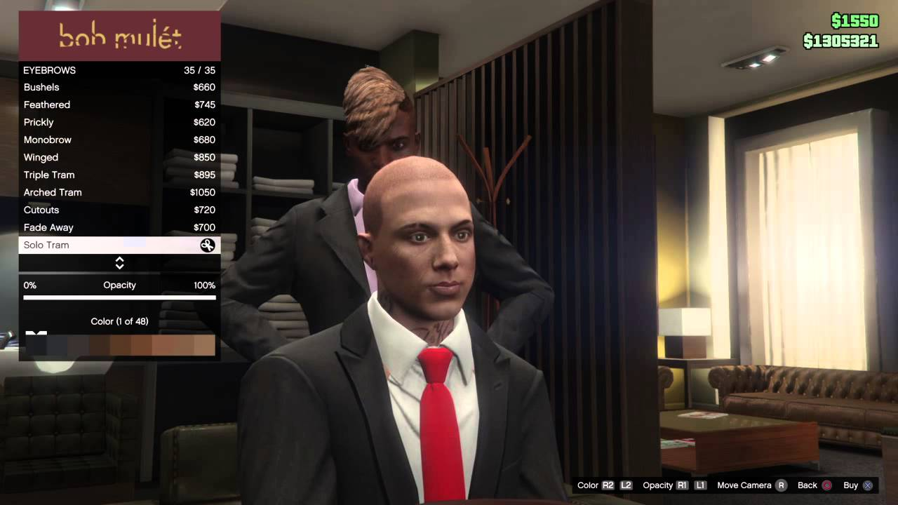Grand Theft Auto V Online Guide Hitman Agent 47 Custom Outfit