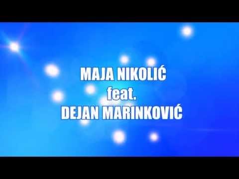 Maja Nikolic feat Dejan Marinkovic - Slobodna zemlja -  Lyric