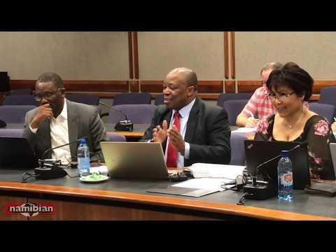 Archive | Namibian Broadcasting Corporation answers to parliamentary committee