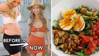 WHAT I EAT IN A DAY TO LOSE WEIGHT / Quick & Easy Healthy Meals!