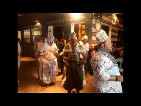 Feijoada e Festa Guru das Celebridades Edson Tavares (Bastidores J1)