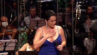 Liz Rosa & Parnamirim Jazz Sinfônica - Deixe estar