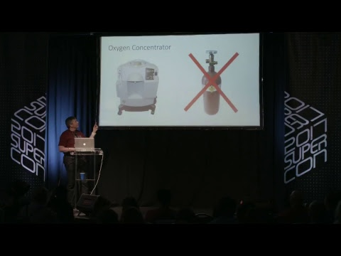 Hackaday Superconference 2017 - Alan Yates