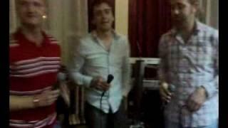 "DEGUSTATORI ""Mokre ulice"" (live)"