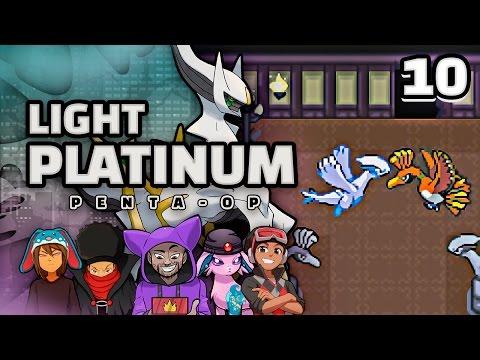 "Pokémon Light Platinum 5-Player Randomized Nuzlocke - Ep 10 ""Tower Woes"""