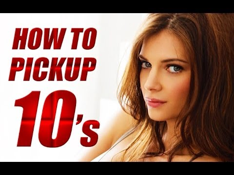 how to pickup a perfect 10 beautiful woman advanced lesson youtube. Black Bedroom Furniture Sets. Home Design Ideas