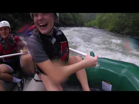 Lane's Adventures: Smoky Mountain Camping Trip July 2017 (4/6)
