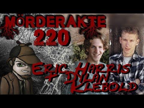 Mörderakte: #220 Eric Harris & Dylan Klebold / Mystery Detektiv
