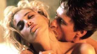 Basic Instinct | Sharon Stone And Michael Douglas Hot Scene