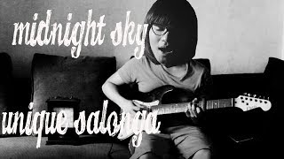 Unique Salonga - Midnight Sky (cover)