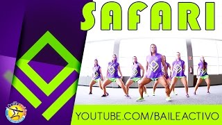 SENSUAL SAFARI FITNESS DANCE CHOREOGRAPHY BY BAILEACTIVO