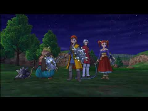 DRAGON QUEST 8 PART 11 EM HD (RIVERSIDE CHAPEL & ASCANTHA & MOONSHADOW LAND)