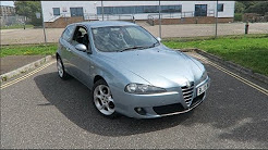 BUDGET ITALIAN DIESEL HOT HATCH? | 2005 Alfa 147 JTD Lusso One take Review