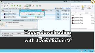 How to use JDownloader 2