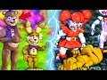F TO PAY RESPECTS TO FREDBEAR :(... || FNAF WORLD ADVENTURE UPDATE 2 Part 3