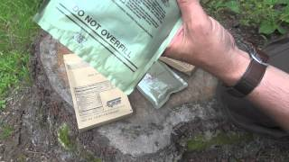 Mre Review: Chicken Pulled In Buffalo Style Sauce (buffalo Chicken)