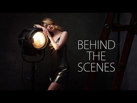 Vanity Fair Style Lighting - 3 Light Setup And Behind The Scenes