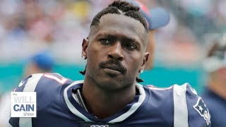 Antonio Brown released by the Patriots | The Will Cain Show