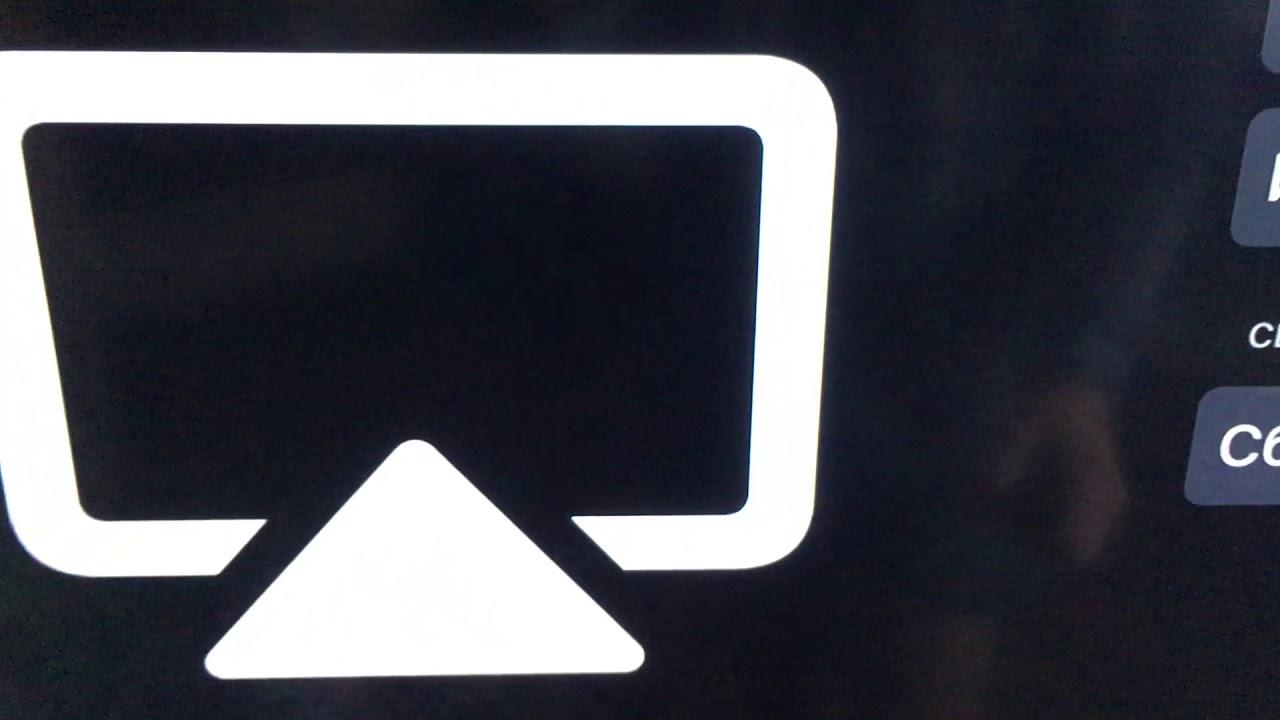 Apple AirPlay подключение к телевизору Samsung