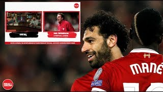 Is the Salah / Mane spat affecting Liverpool? | Phil Thompson on #OTBAM