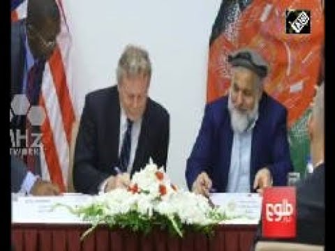 Afghanistan News (31 July, 2017) - U S  Embassy in Kabul renews support to Afghan legal system