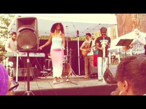 Pt. 1 Noel Simone Band of Friends NYC at Harlem Arts Fest  2016