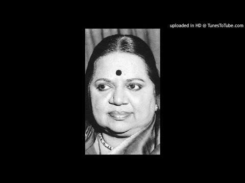 ML Vasanthakumari - AdinayE kaNNA - mOhanakalyANi - ambujam krishna