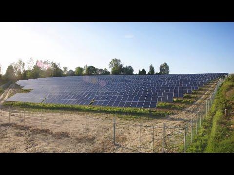 Die Energie der Sonne, Teil 3 von 5, Photovoltaik für die Energiewende