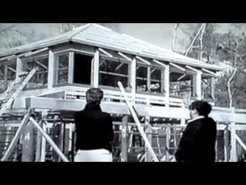 Philippe starck wooden house 3 suisses youtube - Maison philippe starck ...