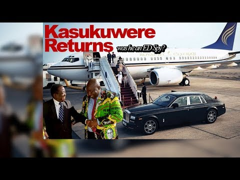 Kasukuwere Returns, Was He an ED Spy, Zimbabwe Politics or Poli-Tricks thumbnail