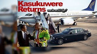 Kasukuwere Returns, Was He an ED Spy, Zimbabwe Politics or Poli-Tricks