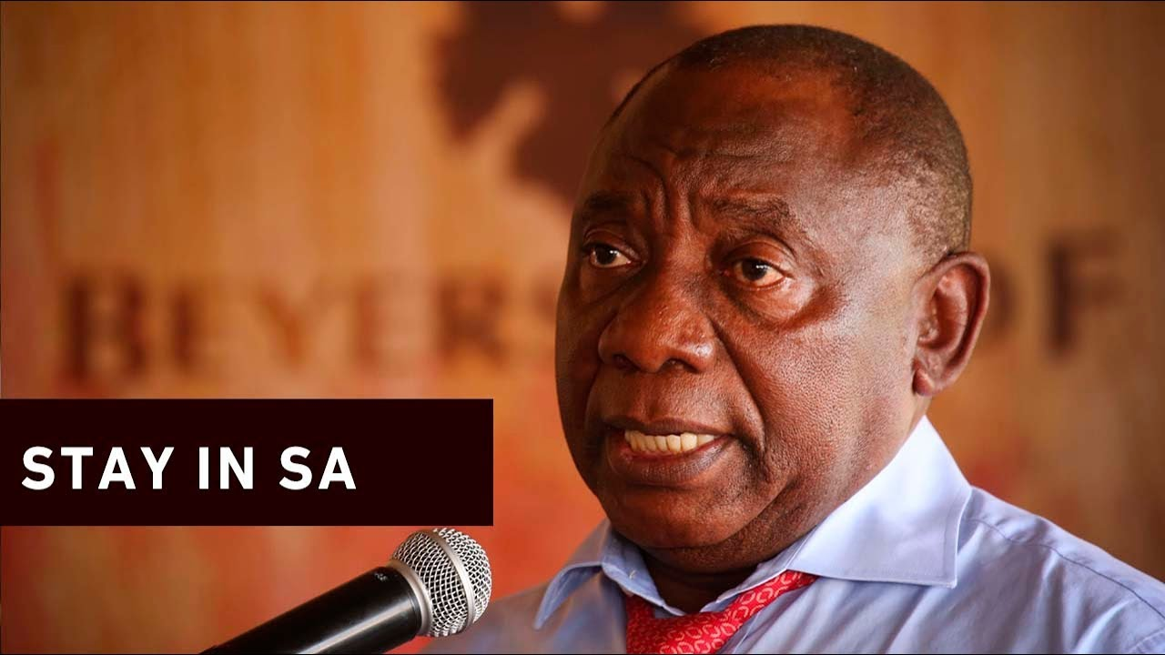 Stay in SA, Ramaphosa urges young white farmers