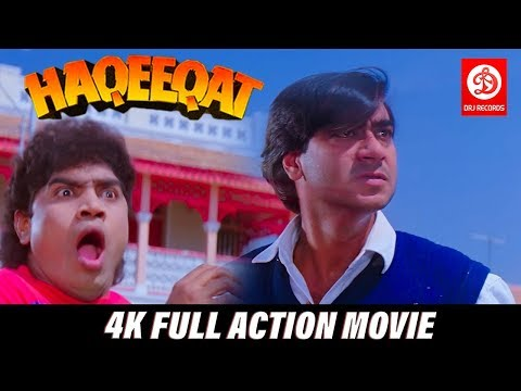 Haqeeqat - Bollywood Action Movies | Ajay Devgan, Tabu,Amrish Puri  | Latest Bollywood Action Movies