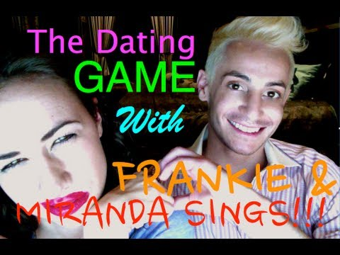 The Dating Game With Frankie Miranda Sings Youtube