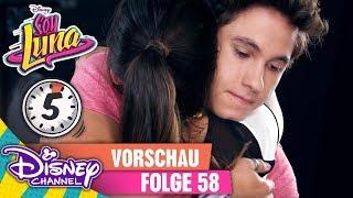 5 Minuten Vorschau - SOY LUNA Folge 58 || Disney Channel