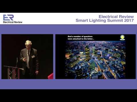 Smart Lighting Summit 2017: John Aston, Society of Light and Lighting