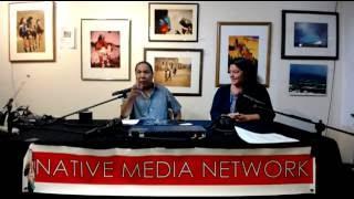 Harlan McKosato Show - Santa Fe Indian Market 2016 Clip 1