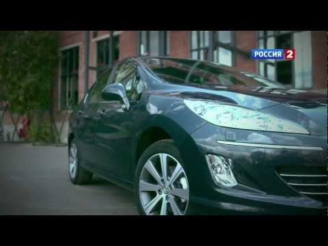 Тест-драйв Peugeot 408 2012 // АвтоВести 69