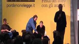 Massimo Cirri e Natalino Balasso, Carnediromanzo, 22 settembre 2012 / PARTE 2.avi