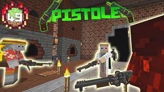 🔫 Pistole i Elektrické, Vrták, Plamenomet [KšeftBlok] #49