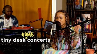 Sa-Roc: Tiny Desk (Home) Concert