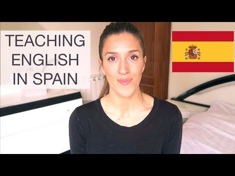 TEACHING ENGLISH IN SPAIN - Everything You Need to Know TEFL English Teacher  natalie danza