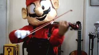 "String Player Gamer - ""Super Mario Violin Medley"""