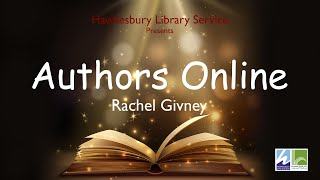 Authors Online - Rachel Givney