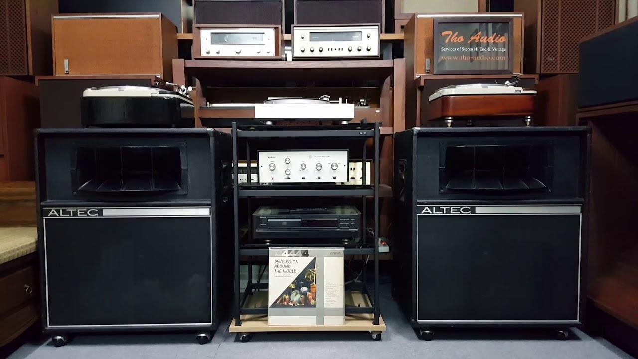 ALTEC LANSING MODEL  1233 by Tho Audio