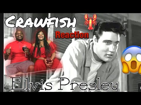 Elvis Presley - Crawfish (Film King Creole) REACTION