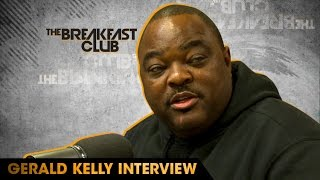 Gerald Kelly Interview With The Breakfast Club (9-29-16)