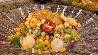 California Avocado Salad Recipe