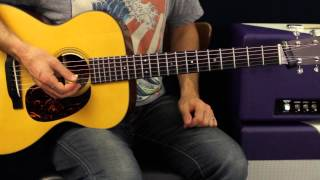 How To Play - Sam Hunt - Take Your Time - Guitar Lesson - Country Pop Song Mp3