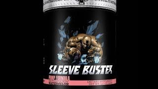 Iron Addicts Brand - Sleeve Buster (Pump Supplement)